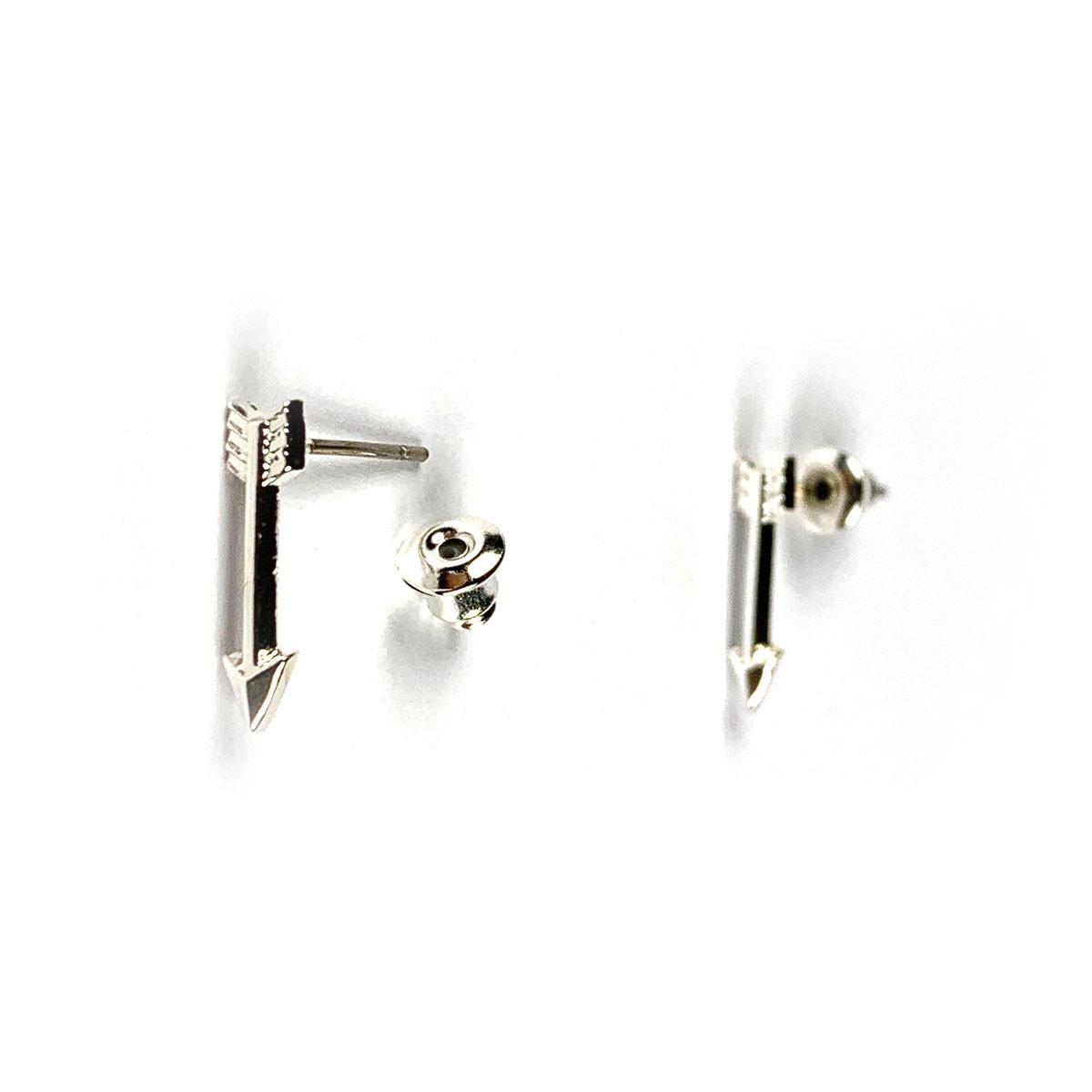Arrow Earring Silver