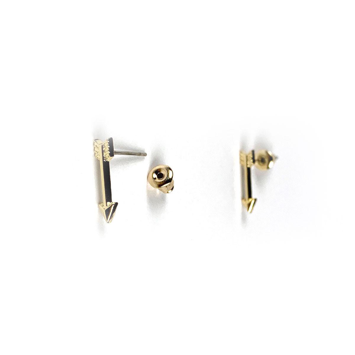 Arrow Earring Gold