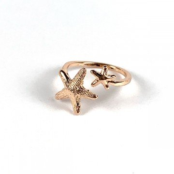 Starfish Ring Copper